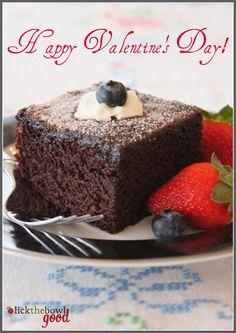 Lick The Bowl Good: Cinnamon Sugar Cocoa Cake