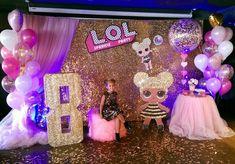 Фотографии Ирины Унгаровой 5th Birthday Party Ideas, Birthday Party Decorations, Surprise Birthday, Bday Girl, 1st Birthday Girls, Lol Doll Cake, Doll Party, Unicorn Party, Toque