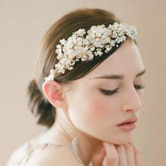 Tocados para novia | Preparar tu boda es facilisimo.com