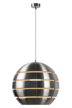 Elegant Lucide VOLO   Hanglamp   Ø 40 Cm   Mat Chroom Design Inspirations