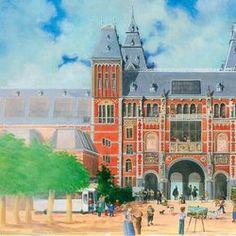 Charlotte Dematons: Het grote Rijksmuseum voorleesboek