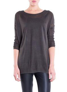 Numph Joan Sheer Sweater Fall/Winter 14