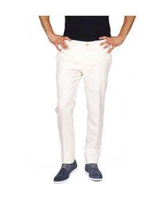 Pantaloni uomo GIORGIO ARMANI 3168 Bianco - titalola.com