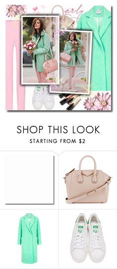 """""""Spring Pastel"""" by matildiwinky ❤ liked on Polyvore featuring Givenchy, Edit, Chanel, adidas Originals and Altuzarra"""