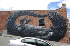 Found this in Dunedin Newzealand Burlap Wreath, New Zealand, Trail, Urban, Awesome, Artworks, Journal, Decor, Belgium