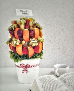 Keď robota chuti #ovocnakytica #fruitbowl #fruits #catering #gift #kytica #freshsnack #freshsnackslovakia