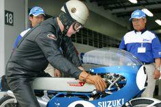 2006年6月2日 伊藤光夫、RK67 で 富士スピードウエイを走る