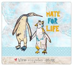 mate for life [no. 42 of 365]