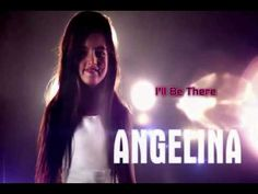 Angelina Jordan - I'll Be There (by Michael Jackson) on Swedish TV4 [Dec 2014] - YouTube