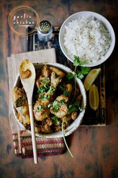 Garlic Chicken   Playful Cooking @Kankana   Playful Cooking