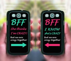 Samsung Galaxy S3 case,BFF,Best Friends,Samsung Galaxy note 3 case,Samsung Galaxy S4 case,samsung s4 active case,Samsung S4 mini case