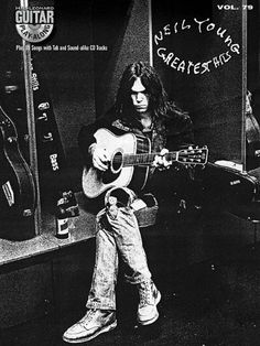 Neil Young - Greatest Hits - Guitar Play-Along Volume 79 (Book/CD) by Neil Young. $16.49. Series - Guitar Play-Along (Book 79). Publisher: Hal Leonard Corporation; Pap/Com edition (December 31, 2009). Save 34%!