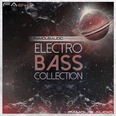 Electro Bass Collection from Famous Audio