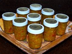 Photos of Sweet and Spicy Garden Relish/ Chow-Chow Recipe from Food.com  - 252920