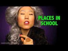 KWOW #59: SCHOOL WORDS in Korean || common school subjects and more!