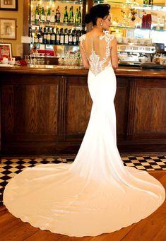 @Dando London Mermaid Wedding, London, Couture, Bridal, Wedding Dresses, Fashion, Moda, Bridal Dresses, Alon Livne Wedding Dresses