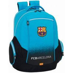 Mochila FC Barcelona portaordenador Mochila grande del equipo blaugrana con  los colores de la 3ª equipación a126cb9adad