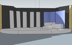 2009 Unabridged - Stage Design