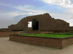 """Martyred Intellectual Memorial """"Located at Mirpur, the memorial was built to commemorate the intellectuals who were killed in 1971 by the Pakistan's occupation forces just two days ahead of the Victory Day.""""-Bangladesh Parjatan Corporation"""