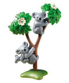 Look at this Koala Family Figure Set on #zulily today!