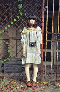 Mori Girl.