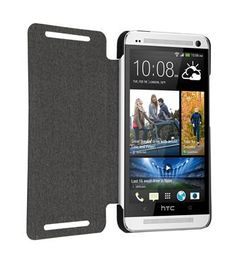 Super Thin Flip Case. Price: $39.99. One of our most popular cases, this super thin flip case opens to the side offering complete protection without adding bulk. With a deluxe leather finish this elegant case may be everything your HTC One needs and more! #sprout #case #cover #thin #flipcase #leather #htc #htcone