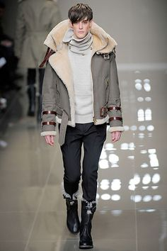 Burberry Prorsum Fall 2010 Menswear