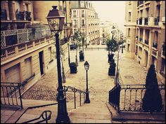 Montmartre, Paris by sara-maria, via Flickr