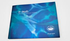 Annual report for Hubbs Seaworld Aquarium that I did while at VVC/JabobTyler.