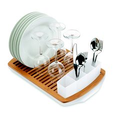Slat Dish Rack now featured on Fab.