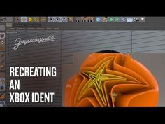 Cinema 4D Tutorial - Recreating an Xbox Ident Animation In Cinema 4D - YouTube