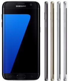 Samsung Galaxy S7 EDGE Duos SM-G935FD (FACTORY UNLOCKED) Black White Silver Gold #ad