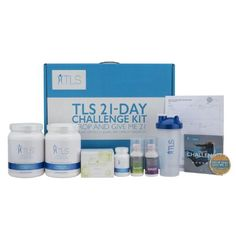TLS® 21-Day Challenge Kit