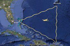 Misteri Segitiga Bermuda Yang Melegenda Sepanjang Masa