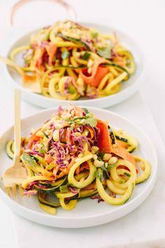 THAI ZUCCHINI NOODLESFollow for recipesGet your FoodFfs stuff  Mein Blog: Alles rund um Genuss & Geschmack  Kochen Backen Braten Vorspeisen Mains & Desserts!