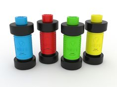 Vari (Packaging Adaptado) on Behance