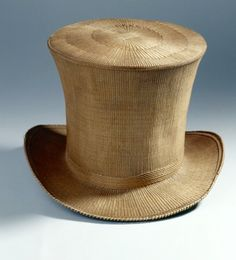 Straw Top Hat