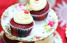 RESEP: Red Velvet Cupcake | Kokiku.tv
