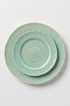 Old Havana Dinner Plate - anthropologie.com