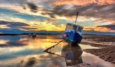 Steve Hoyle, Ravenglass Sunset, Western Lake District Photography Competition Winner 2013