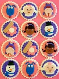 Image result for doc mcstuffins cupcakes