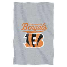 Use this Exclusive coupon code: PINFIVE to receive an additional 5% off the Cincinnati Bengals Sweatshirt Throw at sportsfansplus.com