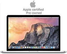 (Apple MacBook Pro MJLQ2LL/A 15.4-Inch 256GB Laptop with Retina Display (Certified Refurbished)) Buy-Accessories.net