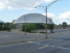 Civic Arena Pittsburgh
