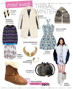 tribal winter