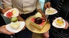 #MinimoImpatto Grazie a Muratori Sara - Un Mondo di Acquisti Verdi per la gustosissima foto dal Sigep Rimini coi dolci a... Minimo Impatto