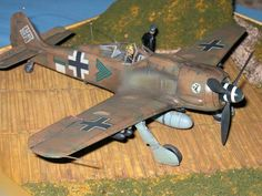 Model Fw-190 Trop 07