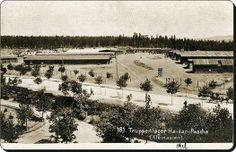 Kadıköy / Haydarpaşa - 1918 (1.Dünya savaşı zamanında Alman Askeri kampı)