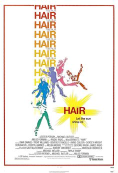 Hair -- The vital, idealistic energy of this musical epitomizes the spirit of the as the Age of Aquarius. A 'square' Oklahoma Vietnam draftee on his way to an Army training camp in Nevada who is adopted by a group of New York City 'flower children. Back Hair Shaver, Colleen Dewhurst, Beverly D'angelo, John Savage, The House Bunny, Hair Movie, American History X, Hair Products Online, Movies