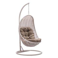 Sheko Cradle Lounge Chair Pearl